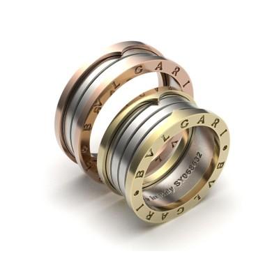 Восковка кольцо Булгари 9342