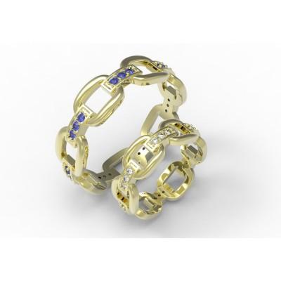 Восковка кольцо 9343