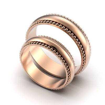 Восковка кольцо 9384