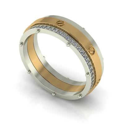 Восковка кольцо 9386