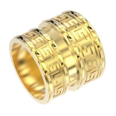 Восковка кольцо 9390
