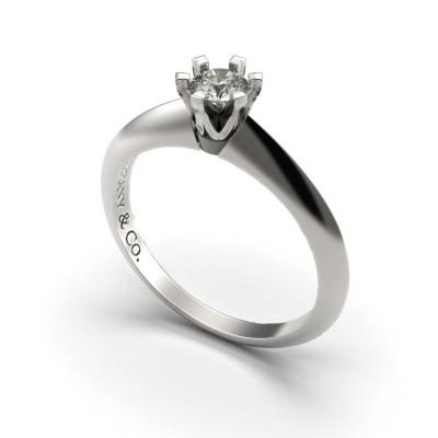 Восковка кольцо Тиффани 9396