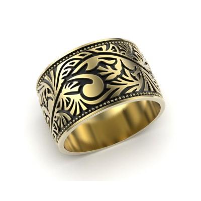 Восковка кольцо 9402