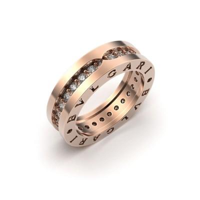 Восковка кольцо Булгари 9413