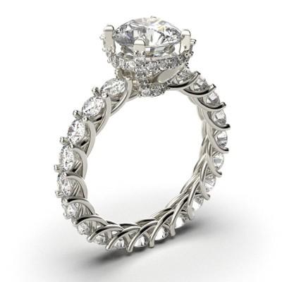 Восковка кольцо 9422