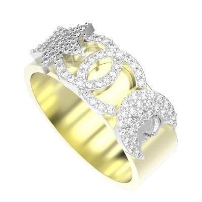 Восковка кольцо 9431