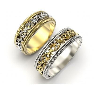 Восковка кольцо 9437