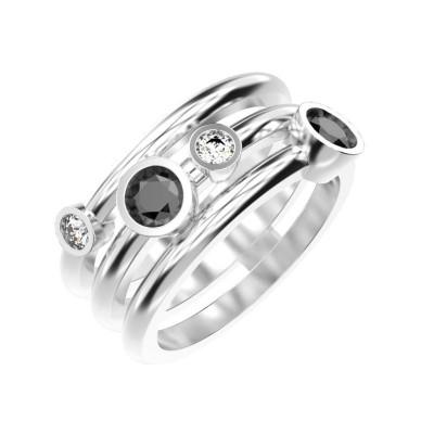 Восковка кольцо 9454