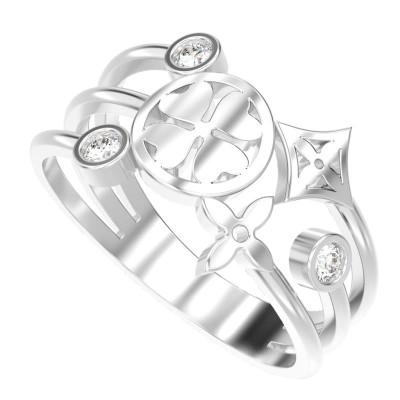 Восковка кольцо 9473
