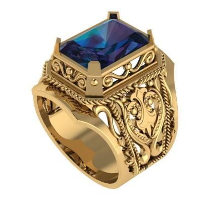 Восковка кольцо 9489