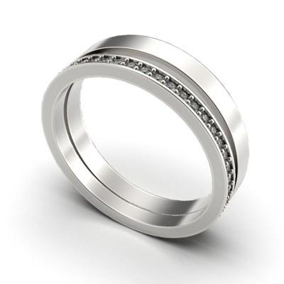 Восковка кольцо 9497
