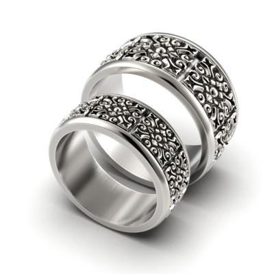 Восковка кольцо 9503