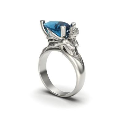 Восковка кольцо 9507