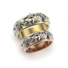 Восковка кольца 9508