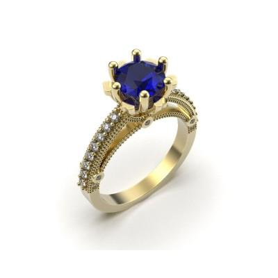 Восковка кольцо 9526