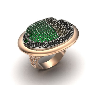 Восковка кольцо 9548