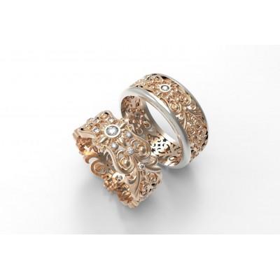 Восковка кольцо 9553