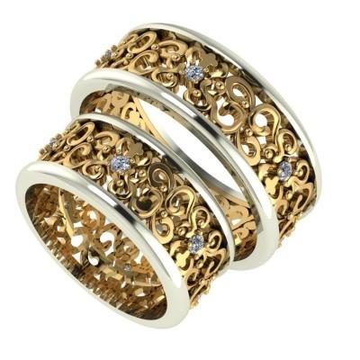 Восковка кольцо 9560