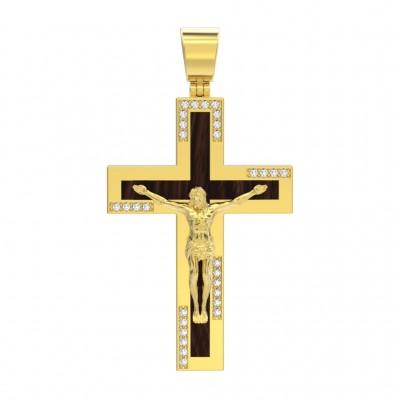 Восковка крест  9565