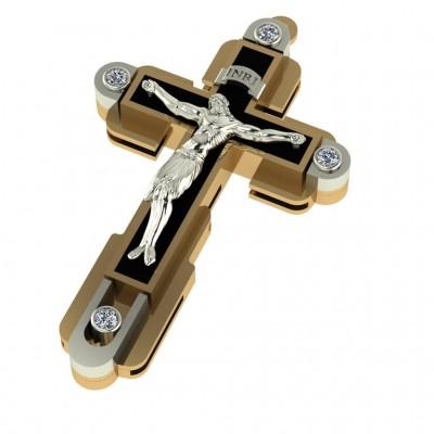 Восковка крест 9568