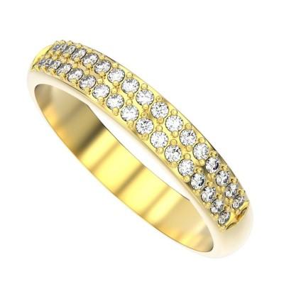 Восковка кольцо 9572