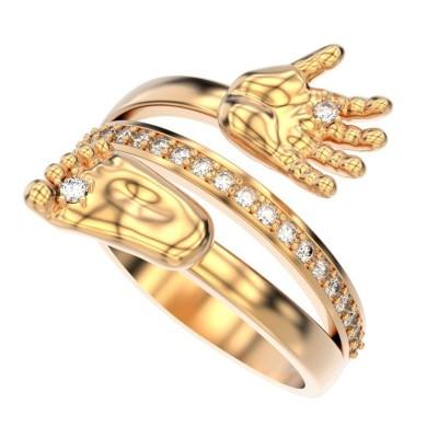 Восковка кольцо 9580