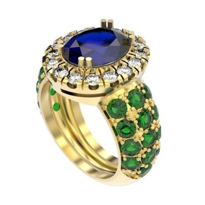 Восковка кольцо 9604