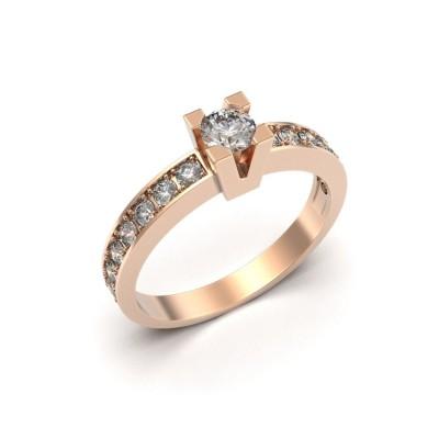 Восковка кольцо 9625