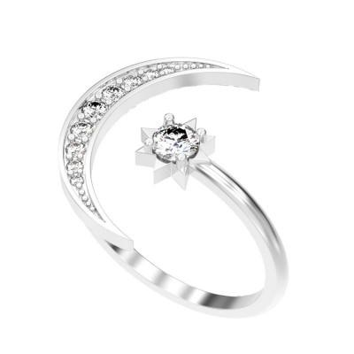 Восковка кольцо 9628