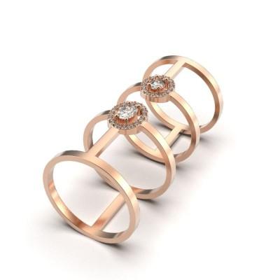 Восковка кольцо 9653