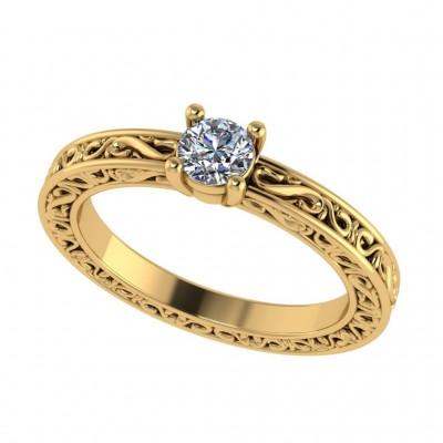 Восковка кольцо 9655