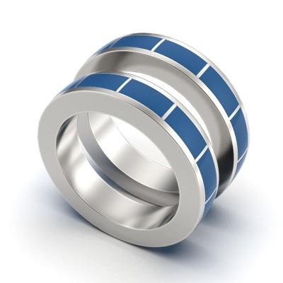 Восковка кольцо 9665
