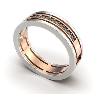 Восковка кольцо 9666