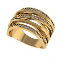 Восковка кольцо 9687