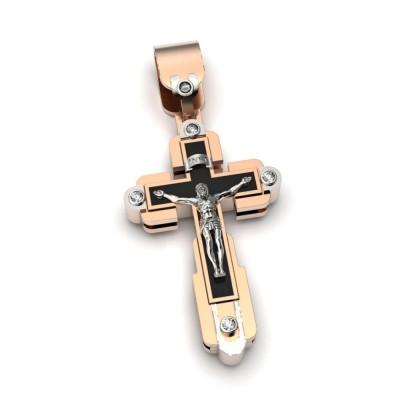 Восковка крест 9696