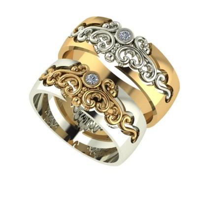Восковка кольцо 9708