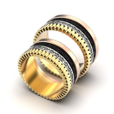 Восковка кольцо 9712