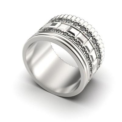 Восковка кольцо 9718