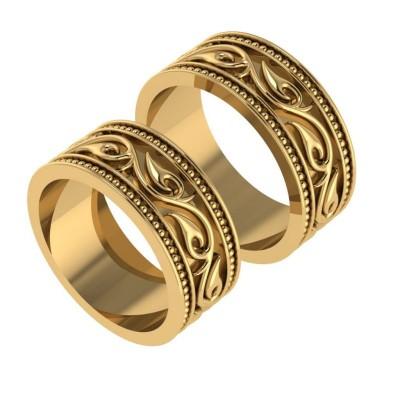 Восковка кольцо 9720