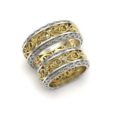 Восковка кольцо 9730