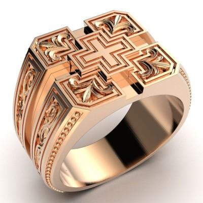 Восковка кольцо 9731