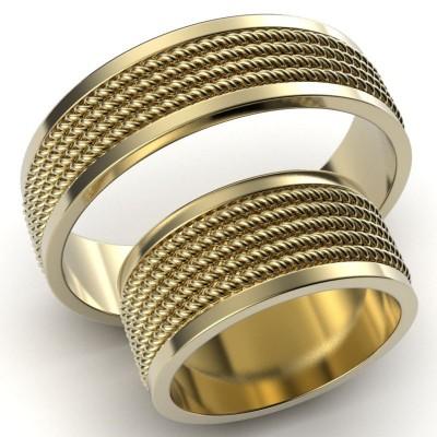 Восковка кольцо 9734