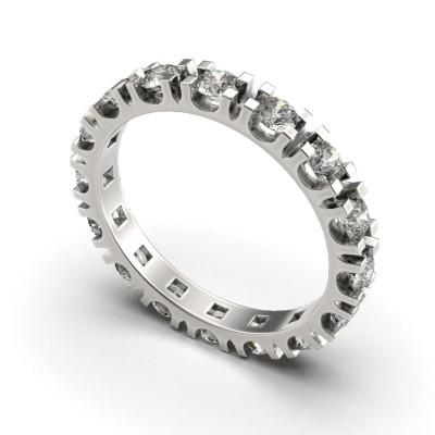 Восковка кольцо 9736