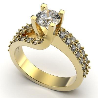 Восковка кольцо 9750
