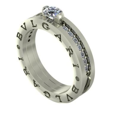 Восковка кольцо 9773