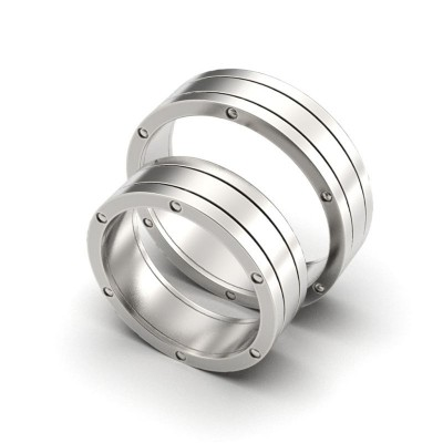 Восковка кольца 9785