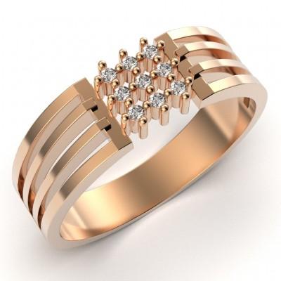 Восковка кольцо 9809