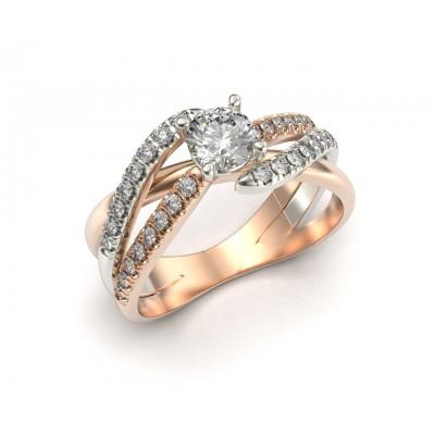 Восковка кольцо 9814