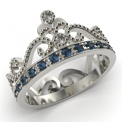 Восковка кольцо 9816