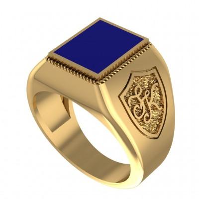 Восковка кольцо 9823